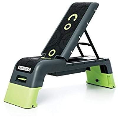 Escape Fitness Deck Grau