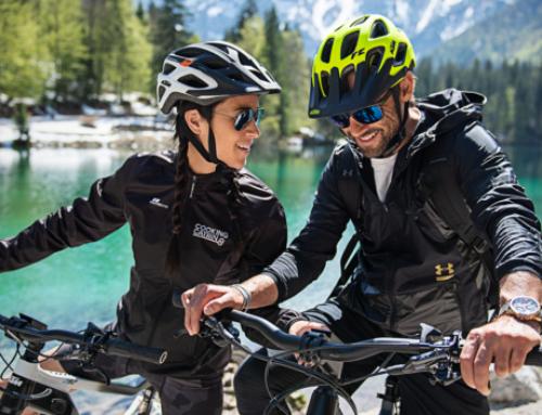 BOSCH und KTM BIKE Tour mit cookingCatrin nach Italien!  Natürlich mit UNDER ARMOR und  Sven 24 Watches
