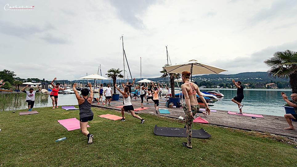Sport und Brunch Wörthersee