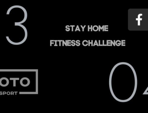 STAY HOME FITNESS CHALLENGE