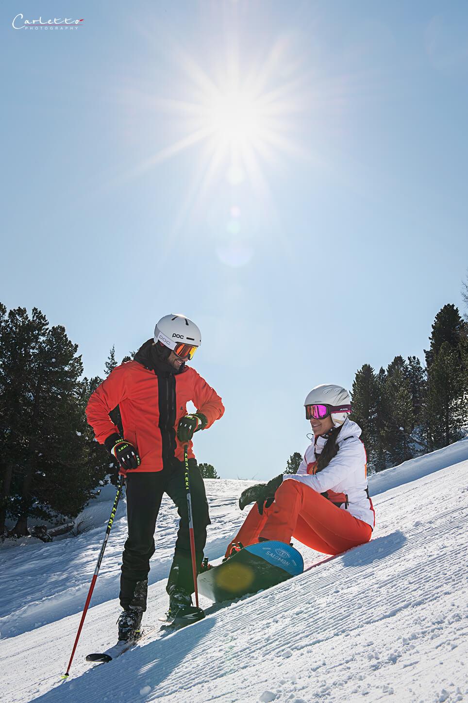Turracherhöhe Skifahren