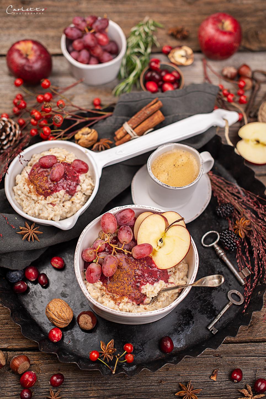 Gesunder-Porridge