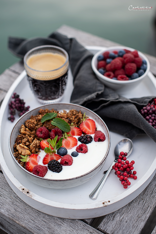 Kaffee-Granola