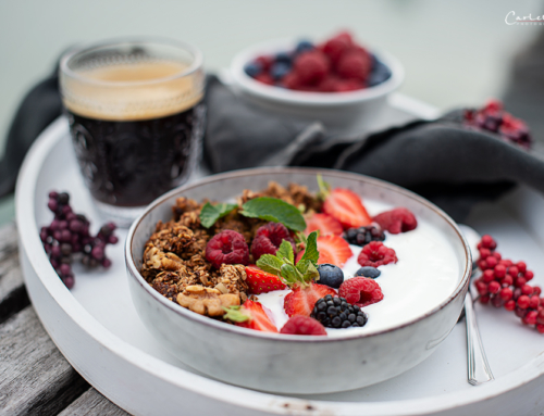 Wachmacher Kaffee Granola