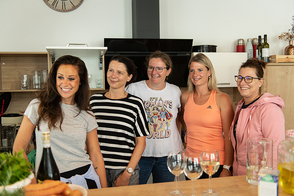 Kochgruppe Fitfoodbootcamp
