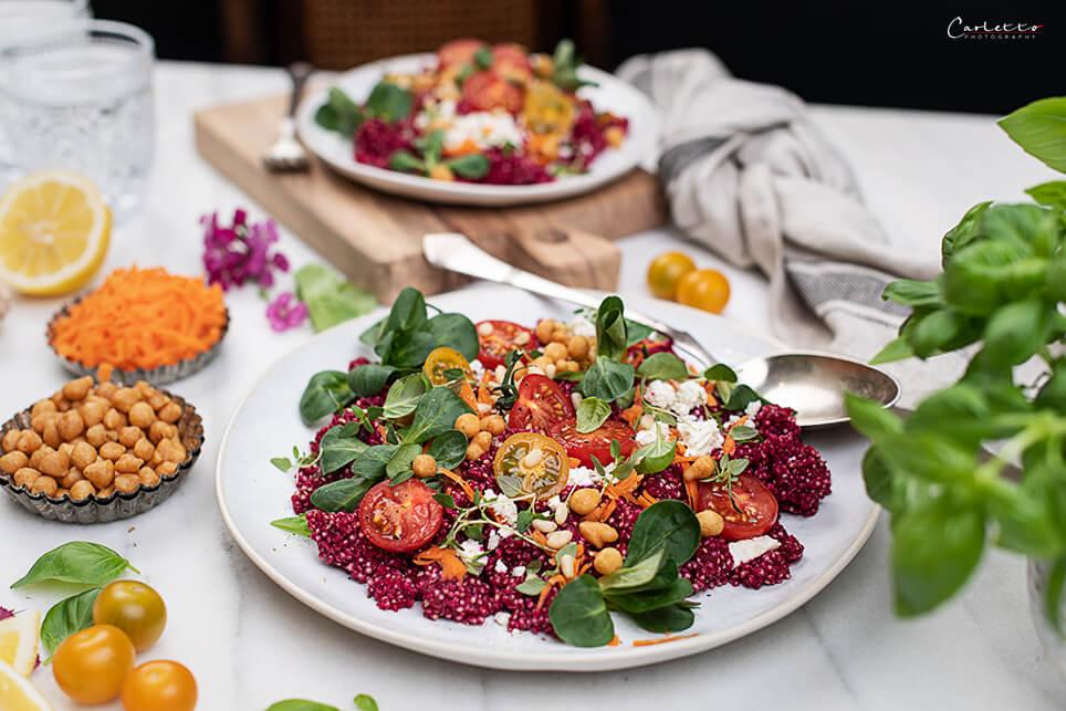 Immunbooster-Couscous-Salat